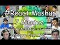 """#React Mashup: 7 Minutoz """" Ouça Antes Que o Governo Apague Esse Rap """""""