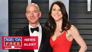No Prenup In Jeff Bezos Divorce - LIVE COVERAGE