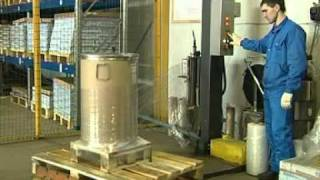 Ариадна — упаковка сварочной проволоки. (Арсил)(, 2011-08-31T11:20:21.000Z)