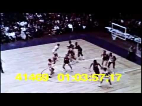 1961 NBA All Star Game Highlights