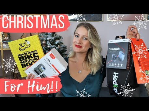 Men's Christmas Gift Guide 2019 - WHAT TO BUY HIM!