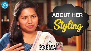Neeraja Kona About Her Styling || Dialogue With Prema || Celebration Of Life