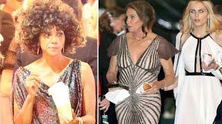 Halle Berry, Caitlyn Jenner, Matt Damon And More At Vanity Fair Oscars Party