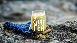 Turmeric Chai Tea | Bondi Harvest