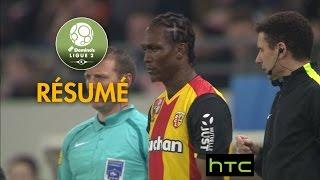 RC Lens - FC Sochaux-Montbéliard (2-1)  - Résumé - (RCL - FCSM) / 2016-17