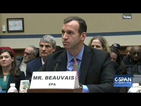 Congressional Hearing On The Flint Michigan Water Crisis