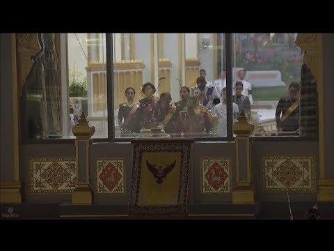 การพระราชพิธีถวายพระเพลิงพระบรมศพ พระเจ้าอยู่หัวรัชกาลที่ ๙ : 26 - 27 ตุลาคม 2560