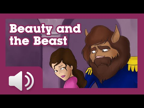 Beauty and the Beast - Children story