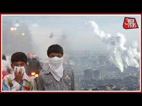 Air pollution: Delhi Shuts Schools, Bans Construction Work