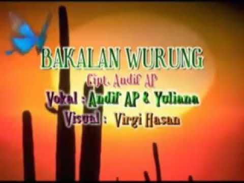 BAKALAN WURUNG - Ciptaan: Andif AP - Vocal: Andif AP  &  Yuliana - model klip: Virgia Hasan