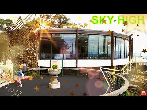 Mt Dandenong  Sky High Observatory & Cafe Australia