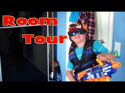 Room Tour de la Chambre de  Julian