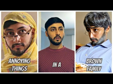 Annoying Things in a Brown Family