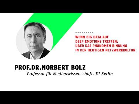 MetaDesign Brand New Day 2015: Prof. Dr. Nobert Bolz