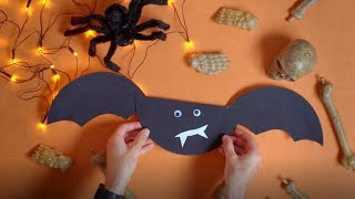 Click here to play the How to create a bat using a paper plate video