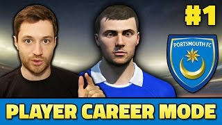 PLAYER CAREER MODE #1 - FIFA 15 - Starting At The Bottom! Thumbnail