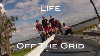 Life Off the Grid: a Short Documentary into the Lifestyle of a DIY Pioneer