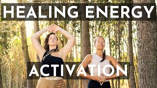 Inner Healer Energy Activation - Guided Healing Mudra Practice Meditation