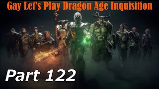 Gay Let's Play Dragon Age Inquisition (Blind) - Part 122 Darkspawn Hamster w/ Aspirations of Godhood