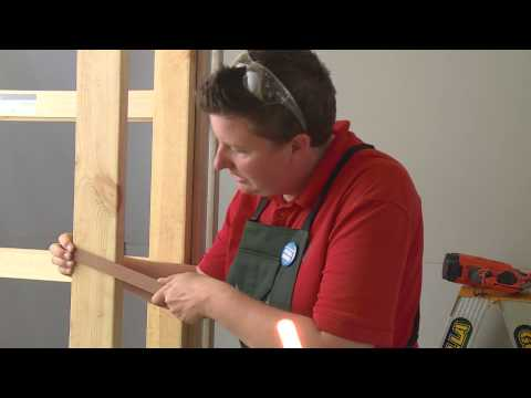 Sliding Door Frames Diy