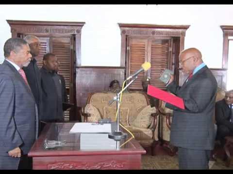 Rais wa Zanzibar Dk. Shein Awaaisha Wakuu Wapya wa Mikoa