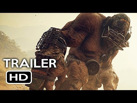 Play RAGE 2 Gameplay Trailer (2018) Post Apocalypse Video Game HD