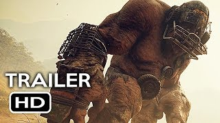 RAGE 2 Gameplay Trailer (2018) Post Apocalypse Video Game HD