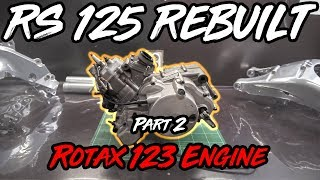 1993 RS 125 REBUILD | Engine Disassembly | PART 2