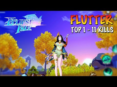 Eclipse Isle (English) - Flutter 11 Kills Top 1 (Android/IOS)