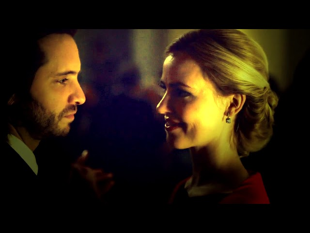cassie & cole || hold on [12 monkeys]