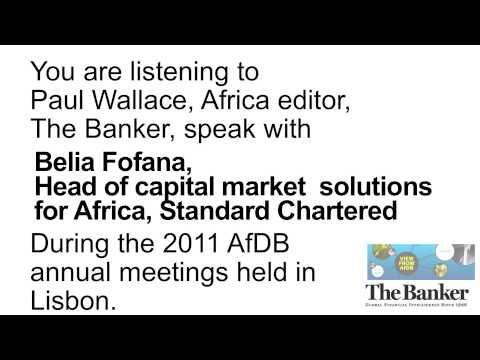 Interview with Belia Fofana, Head of capital market solutions for Africa at Standard Chartered - Vie