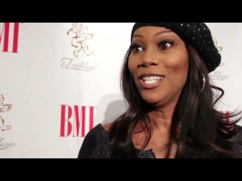 Yolanda Adams Interviewed at the 2013 Trailblazers of Gospel Music Awards