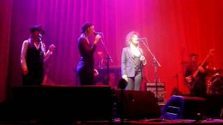 "Leonard Cohen / Sharon Robinson - ""Boogie Street"" - Tower Theatre, Philadelphia - 10-22-09"