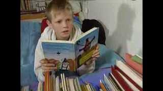 Deutsch lernen mit Jens und seinen Freunden. Folge 4 - Im Buchladen