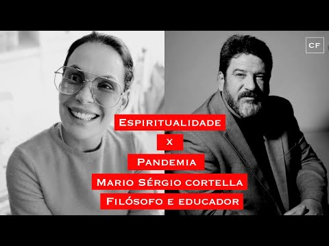 LIVE - Mario Sergio Cortella | Espiritualidade x Pandemia
