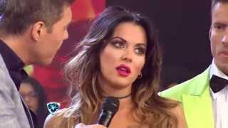 youtube video Showmatch 2014 - Infartante cumbia de Karina Jelinek