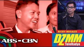 DZMM TeleRadyo: Espenido tells Iloilo mayor: Why be afraid?