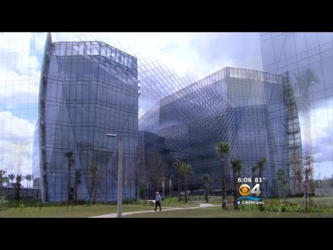 New FBI South Florida HQ Dedicated To Fallen Special Agents