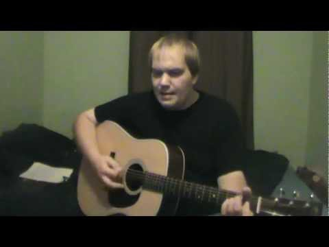 """25 Minutes To Go"" Johnny Cash COVER"