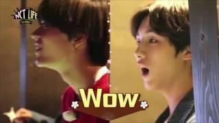 NCT Tries Shuriken Throwing Stars in NCT Life Osaka