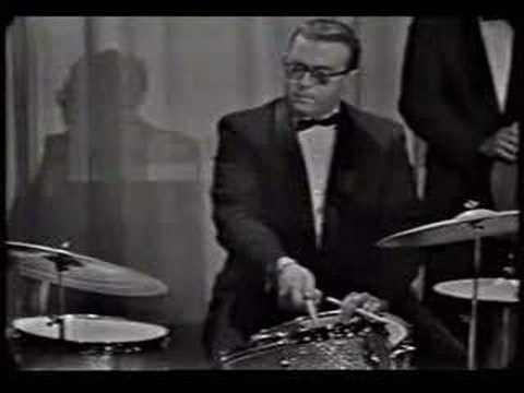 Joe Morello - 1961 Drum Solo