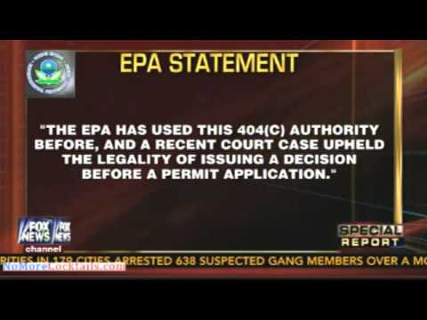 Memos reveal EPA worked with environmental groups to kill Alaska gold mine project