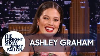 Ashley Graham Gave Guests Tattoos and Piercings at Her Coed Baby Shower