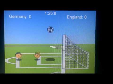 1 on 1 soccer PC gameunblocked