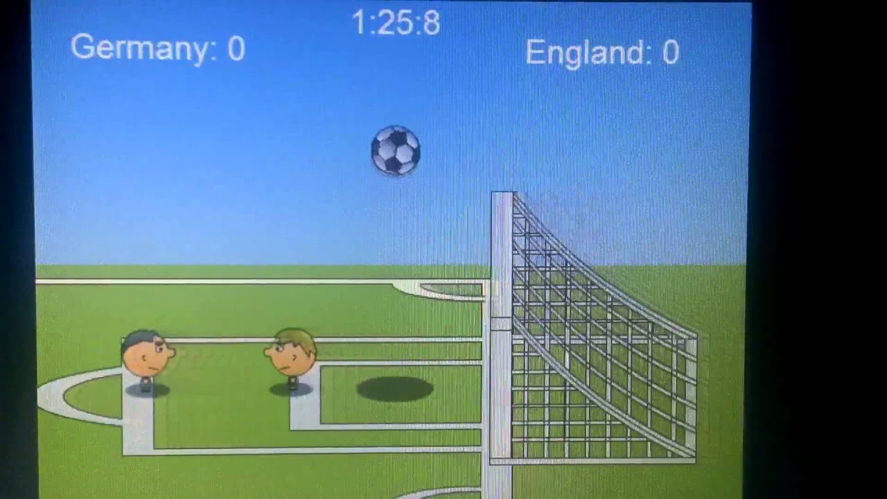 1 On 1 Soccer Pc Game Unblocked Youtube