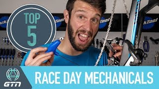 Top 5 Race Day Mechanicals | GTN's Guide To Avoiding A DNF