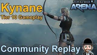 Total War Arena | Community Replay | Tier 10 Gameplay