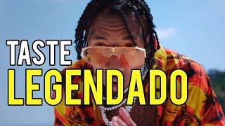 vuclip Tyga - Taste (Legendado)