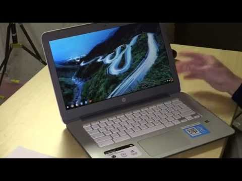 HP Chromebook 14 Review - New 2014 / 2015 version with Nvidia Tegra K1 Processor 14-x010nr