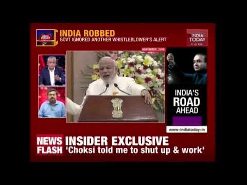 PNB Scam : Are Public Sector Banks Working In Private Interest ? | News Today With Rajdeep